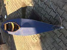 Faltboot Pouch RZ 85 Exquisit 2-Sitzer mit Paddel/Packtaschen/Steuerung