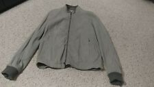 DROMe Men's 100% Leather Jacket Sz M Made in Italy **RARE**