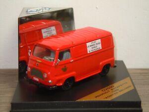 Renault Estafette 1959 Postes Belges - City CV020 - 1:43 in Box *38816
