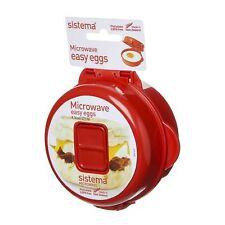 Sistema Red Microwave Easy Eggs Egg Omelette Maker 18001117