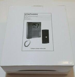 Door Intercom - Door Entry with Colour Monitor - Smartwares