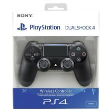 Sony PlayStation Dualschock 4 V2 Wireless Controller - Jet Black