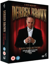 Derren Brown: Live Collection DVD (2011) Andy Nyman ***NEW***