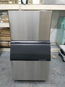 500 POUND COMMERCIAL ICE MACHINE ICE MAKER SUMMIT FULL CUBE