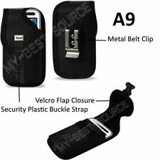 [A9] Pouch Perfect Fits Samsung Galaxy S7 & S5 Lifeproof Case Belt Clip Cover