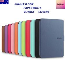 ULTRA SLIM COVER CASE FOR NEW KINDLE 8TH 10TH GEN, PAPERWHITE, VOYAGE AU Stock