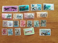 lot N°129 - 20 timbres POLOGNE
