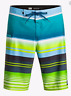 QUIKSILVER Everyday Stripe V Boardshorts Size 36 x 21 RRP $79.99 New With Tags