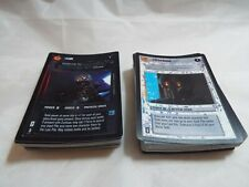 STAR WARS CCG REFLECTIONS COMPLETE SET OF 87 VERY RARE FOIL CARDS