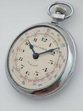 Swiss made stop watch pocket watch