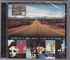THE JESUS & MARY CHAIN - stoned & dethroned CD