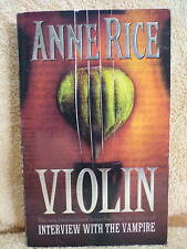 VIOLIN ANNE RICE P/B