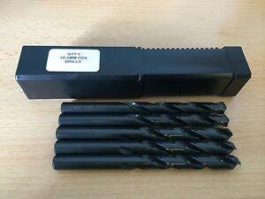 High Speed Steel HSS Drill Bits 5 x 10.5mm Power Tools/Drills NEW