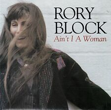 RORY BLOCK : AIN'T I A WOMAN? / CD (ZENSOR CD ZS 128)