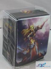 Elf Mage DECK BOX CARD BOX FOR WoW World of Warcraft or MTG cards