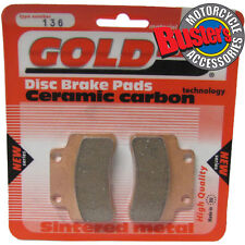 Rieju Pacific 50 4T 2008 Sintered Motorcycle Front Brake Pads