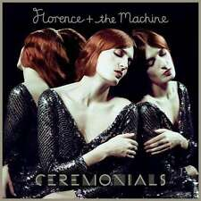 CD*FLORENCE + THE MACHINE**CEREMONIALS***NAGELNEU&OVP!