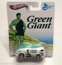 Hot Wheels General Mills Green Giant Vegetable Haulin Gas Truck 1:64 Real Riders