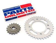 Parts Unlimited Chain and Sprocket Kit - Honda CB550 CB550F Super Sport