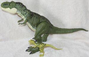 Jurassic World Fallen Kingdom Legacy Collection Green Tyrannosaurus W/ Baby Work