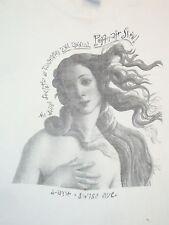 Vintage Dallas Society of Illustration Portrait Show D-art 1992 90's T Shirt XL