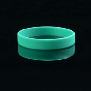 New Cool Sport Silicone Rubber Bracelet Fashion Wristband Men's Women's Bracelet