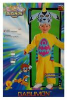 Digimon Monsters Gabumon Halloween Costume Rubie's New Toddler 2-4 Child Costume