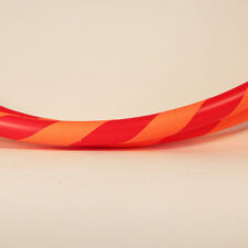 Play Perfect Hoop 16mm Hula Hoop - Collapsible - Red and Orange