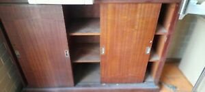 Super Solid Timber Sideboard - Good Used Condition