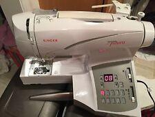 Singer Quantum Futura CE200 Embroidery Sewing Machine