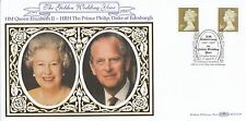 (93177) GB Benham FDC BLCS128 Golden Wedding 1st 26p Windsor 1997