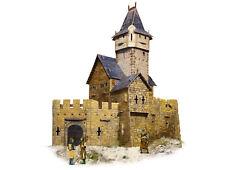 Hunting Castle Building War Games Terrain Landscape Scenery Cardboard Model Kit