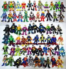 Lot of 10 Fisher Price Imaginext Random Select DC Super Hero Loose Action Figure