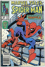 Marvel Tales #210; Marvel Comics Apr.1988 Spider-man & Tarantula Vf/Nm