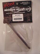 Miniature Aircraft Battery Mount Rail Qty.2 MA129-43 NIP