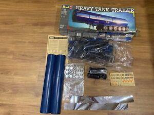 Revell 7520 Heavy Tanker - complete RARE 1:25 Model - VINTAGE 1989