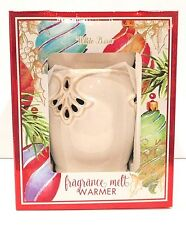 BATH & BODY WORKS FRAGRANCE MELT WARMER NO WICK, NO FLAME JUST FRAGRANCE NEW!