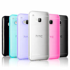 Unbranded/Generic Transparent Mobile Phone Fitted Cases/Skins for HTC One