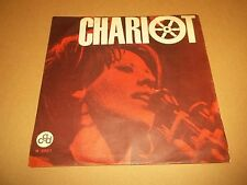 "BETTY CURTIS "" CHARIOT "" 7"" SINGLE ITALY 1963 CGD N 9401 EX/EX"