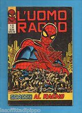 SUPER EROI - L'UOMO RAGNO - CORNO -N.113- 29 AGOSTO 1974 - NON DI RESA