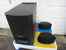 Bose CineMate Digital Home Theater System Series-I  SubWoofer & Speakers Only