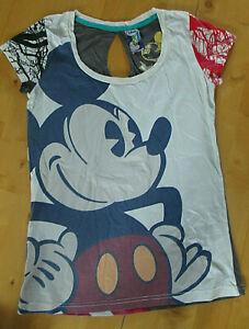 sehr schönes Shirt**Desigual**Disney Gr.S