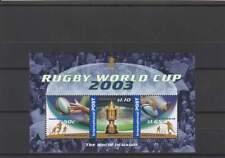Australië postfris 2003 MNH block 51 - WK Rugby (S1853)