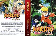 DVD NARUTO COMPLETE SEASON 1 ( EPISODE 1 - 220 ) ENGLISH VERSION & SUBTITLE