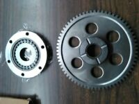 Yamaha Kodiak 400 02~06 Kodiak 450 03~06 One Way Bearing Starter Clutch Gear  re