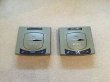 Sega Saturn MK1 Grey Console Multi Region 60Hz PAL NTSC-U NTSC-J switchless 100V
