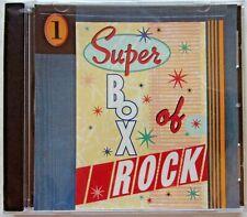 SUPER BOX OF ROCK - 1 - CD - Brand New