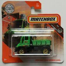 Matchbox - Mercedes Benz Unimog U300 - NEW
