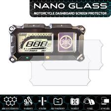 Yamaha FJ-09 Super Tenere (2015+) NANO GLASS Dashboard Screen Protector x 2