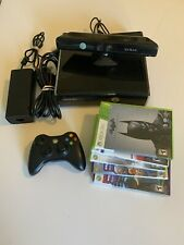 Microsoft Xbox 360 S Slim Console 250GB Kinect Bundle Tested XSK1